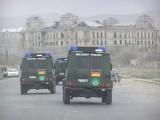 Straße in Kabul/ Afghanistan, 2004