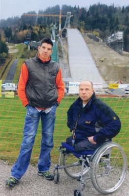 Leben nach dem Anschlag, Tino Käßner und Stefan Deuschl