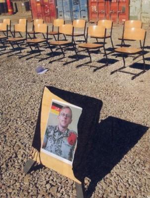 Leben nach dem Anschlag, Oberstleutnant der Reserve Armin Franz