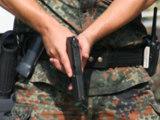 Teaser Freimachen Schusswaffe