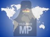 FJg-/MP-Armbinde + Weltkarte