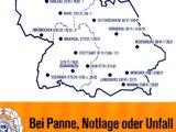 Teaser: Erreichbarkeiten Feldjägerdienstkommandos (Ende 80'er)