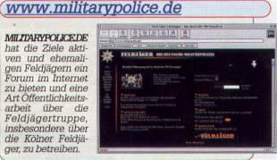Visier Cyber-Shootout militarypolice.de (2001)