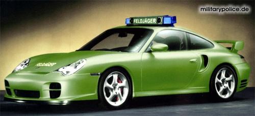 Feldjäger-Porsche