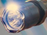 """Teaser """"Taschenlampe mit Elektroschocker"""""""