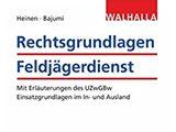 """Teaser """"11. Auflage Rechtsgrundlagen Feldjägerdienst"""""""